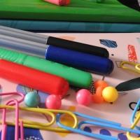 Program zajęć dla dzieci mających problemy manualne i grafomotoryczne