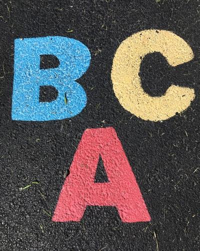 Rewalidacja – ćwiczenia percepcji wzrokowej na materiale literowym