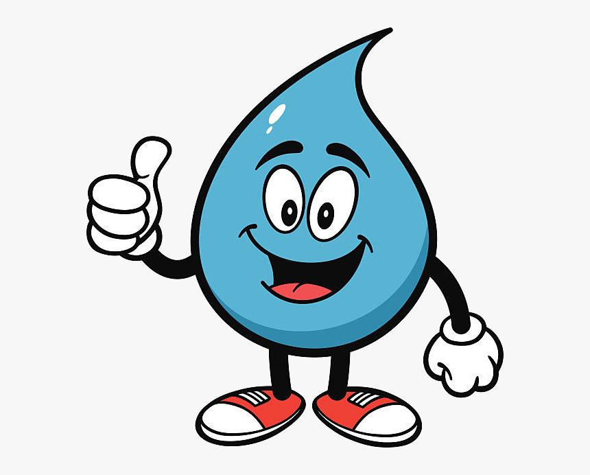 Woda – Wesołe i smutne krople wody