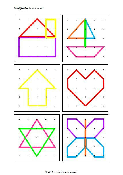 Połącz kropki – koordynacja wzrokowo-ruchowa