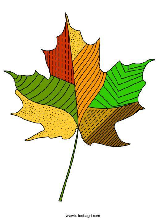 Jesień – relaksujące kolorowanki