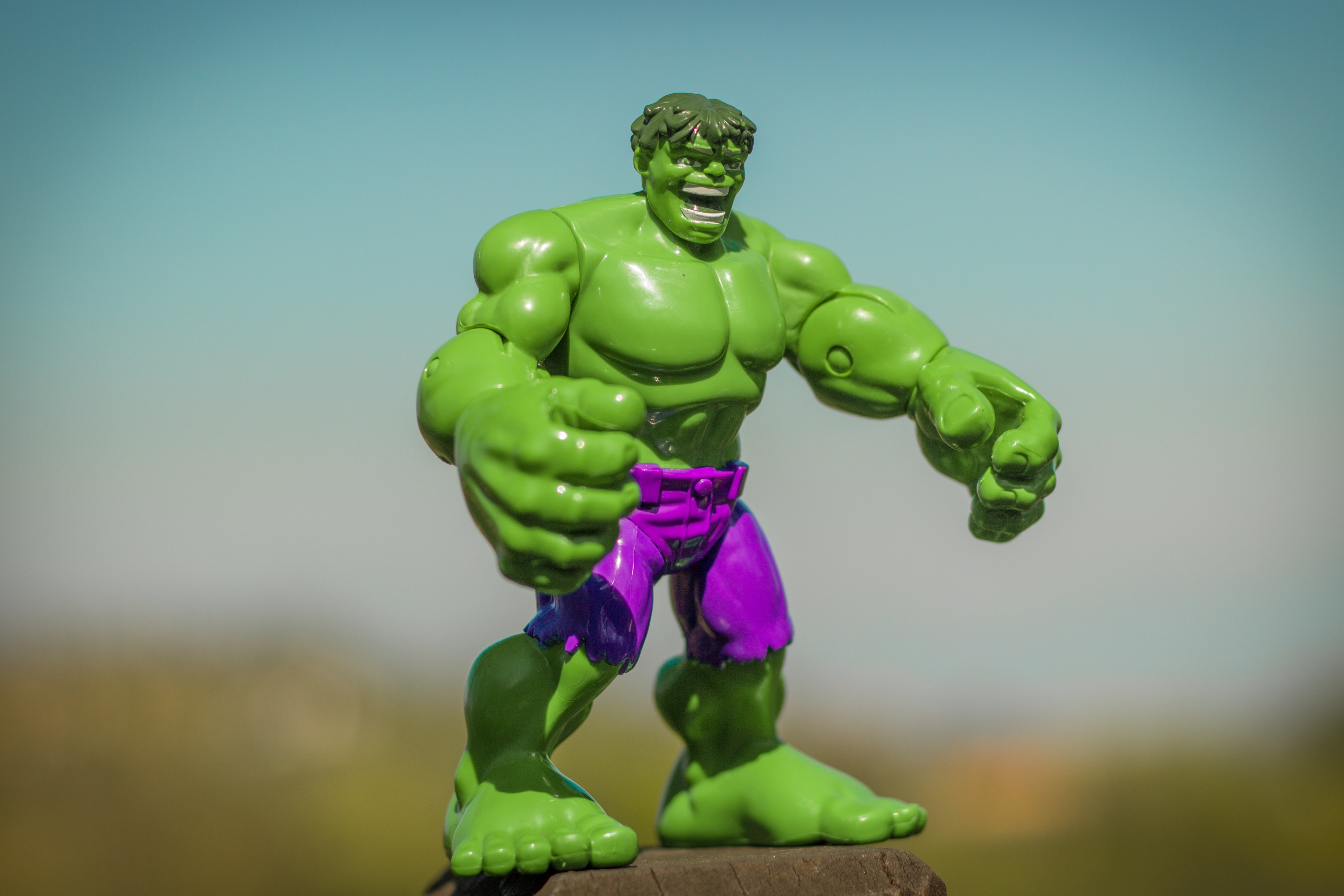 Godzina wychowawcza o gniewie…Być jak Hulk
