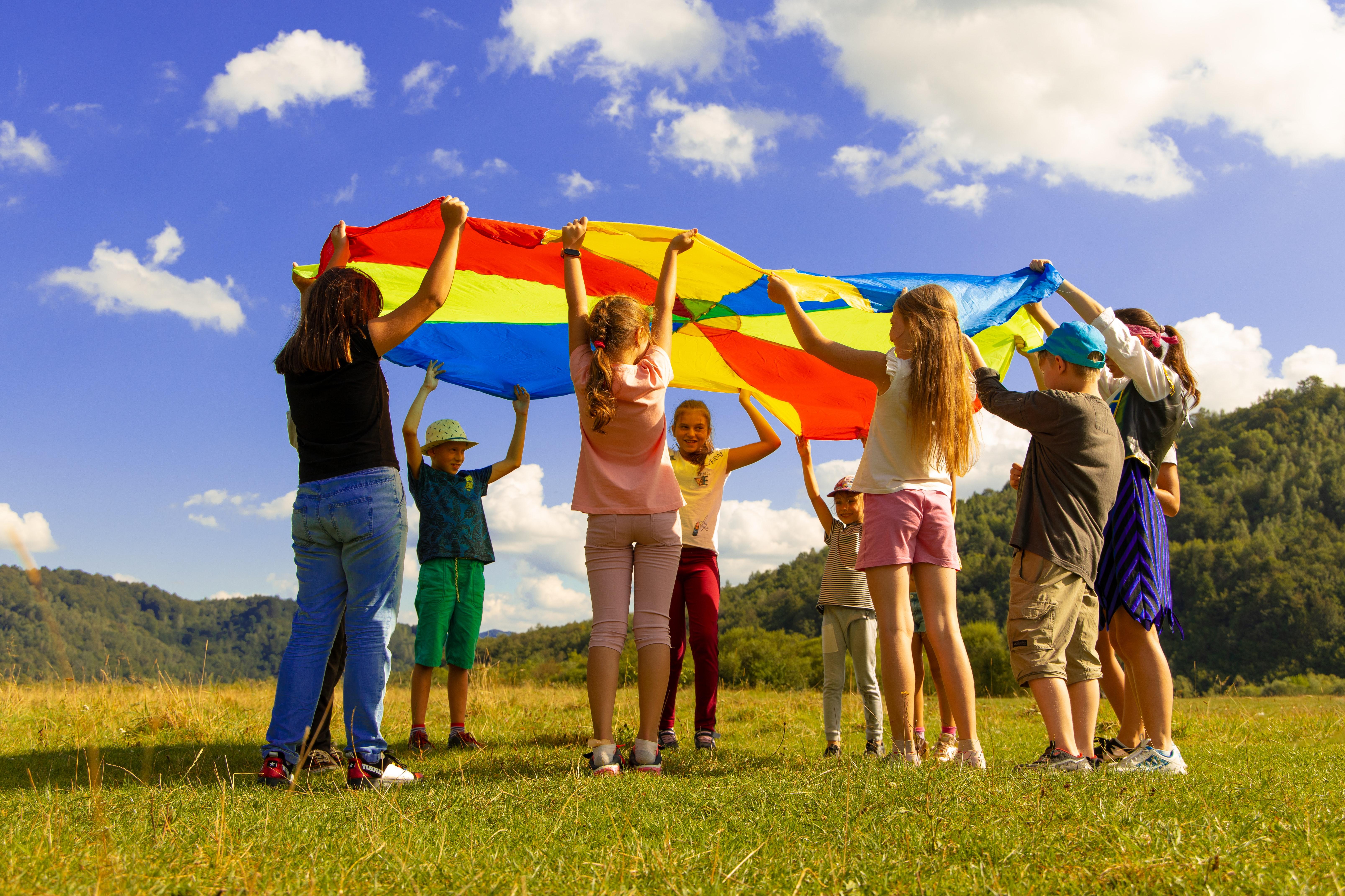 Scenariusze gier i zabaw integracyjnych – autyzm i niepełnosprawność intelektualna