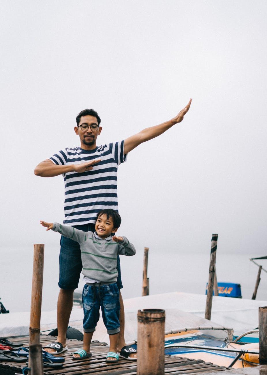 Scenariusze i inspiracje na Dzień Ojca