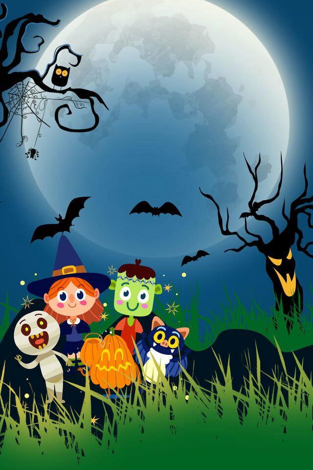 Halloween – zajęcia, zabawy, inspiracje, materiały