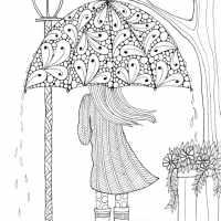 Jesienna pogoda - edukacyjne deszczowe zabawy